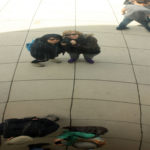 Childfree Stories - Ramona & Frances - 2011 Chicago Cloud Gate