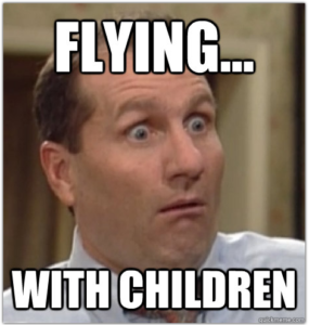 Lance Rants - Flying With Children
