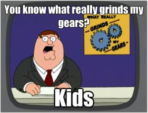 Lances Rants - GrindsMyGears - Kids