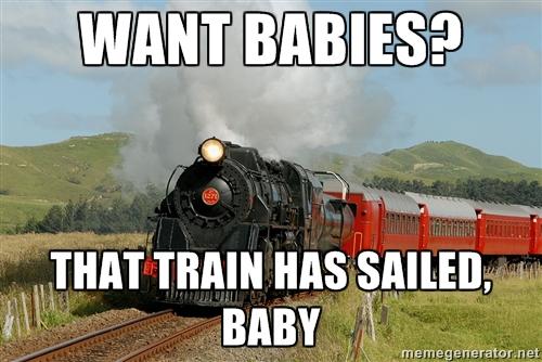 missed train meme